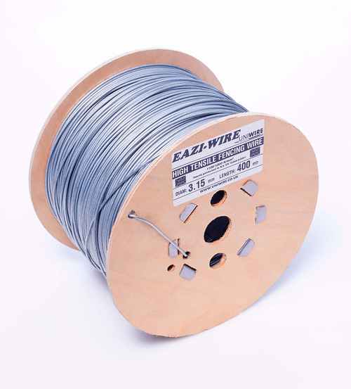 25KG Plain Wire - High Tensile