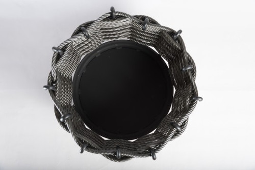 Wirefires 'The Smelter' Woven Firebasket