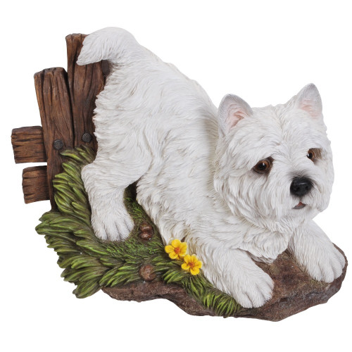 West Highland Terrier Wall Plaque