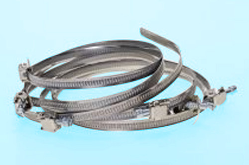 Ducting Clips - 110mm Diameter