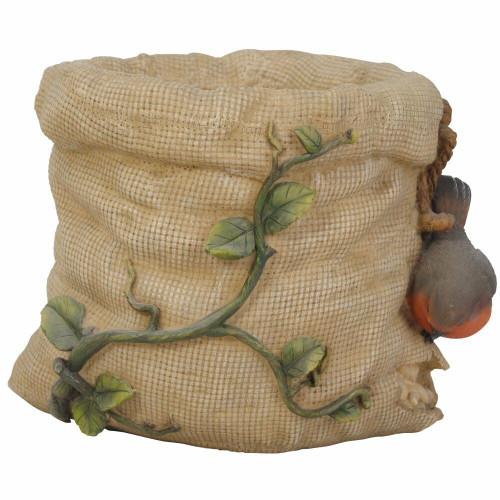 Robin Garden Sack Planter