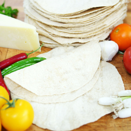 WiO Flour Tortillas