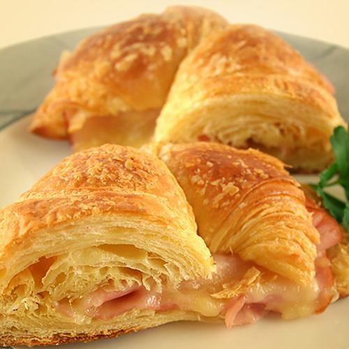 WiO SmartCroissant- Egg and Cheese