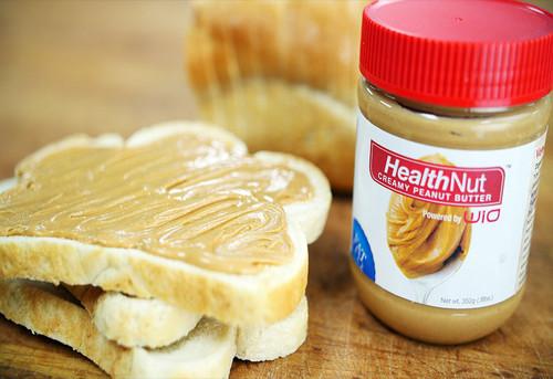 WiO Health Nut Peanut Butter