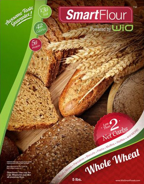 WiO SmartFlour-Whole Wheat