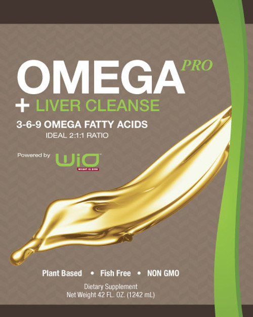 WiO Omega Pro + Liver Cleanse