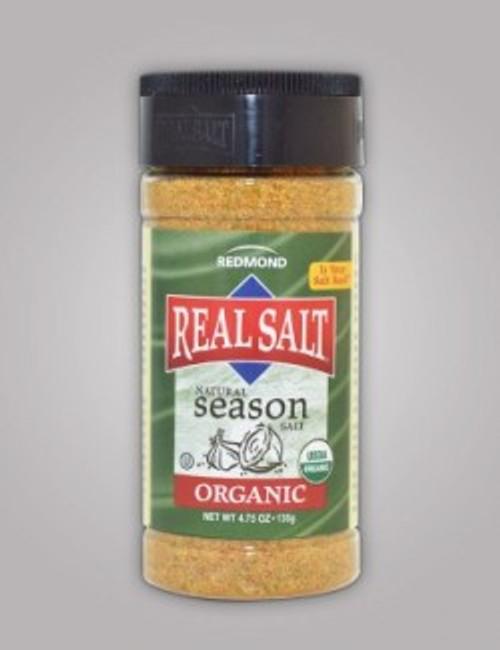 Redmond REAL Salt Organic Season