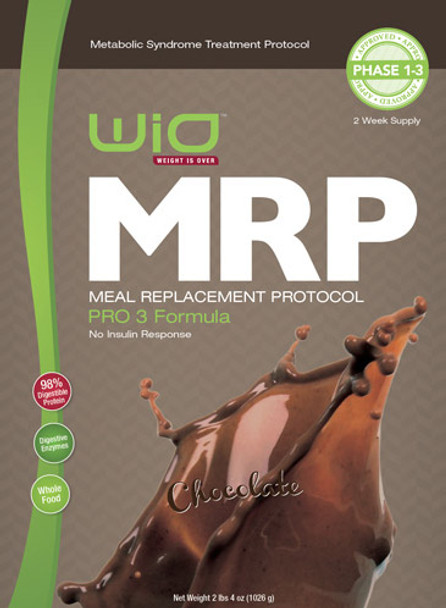 MRP Meal Replacement Shake - Chocolate PRO 3