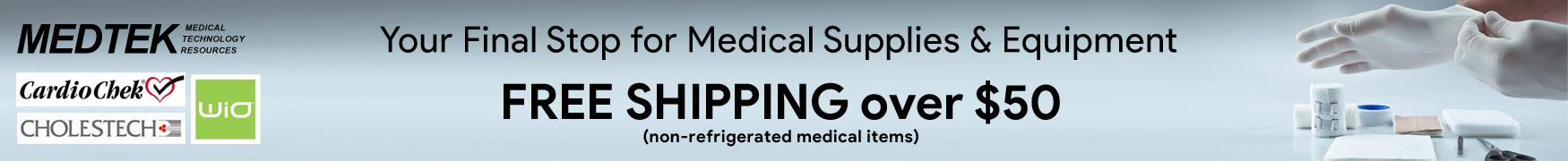 Medical Supplies & Equipment - MedTek