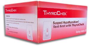 ThyroChek Thyroid Testing - 20/box