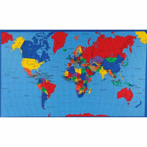 World Fabric Map