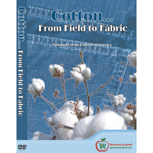 Cotton...From Field to Fabric