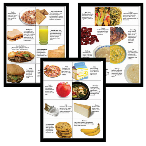 lunch cards