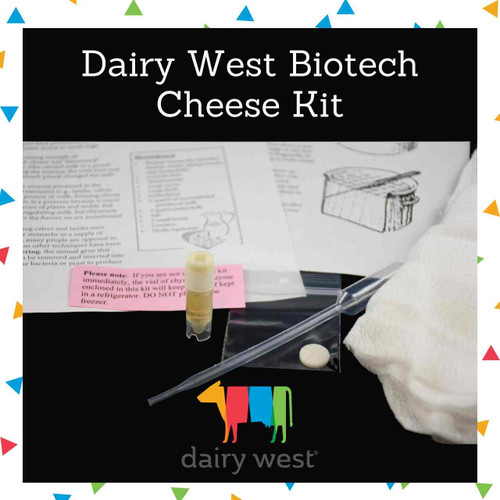 Dairy West Biotech Cheese
