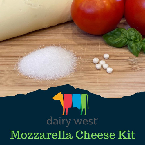 Dairy West Mozzarella Cheese
