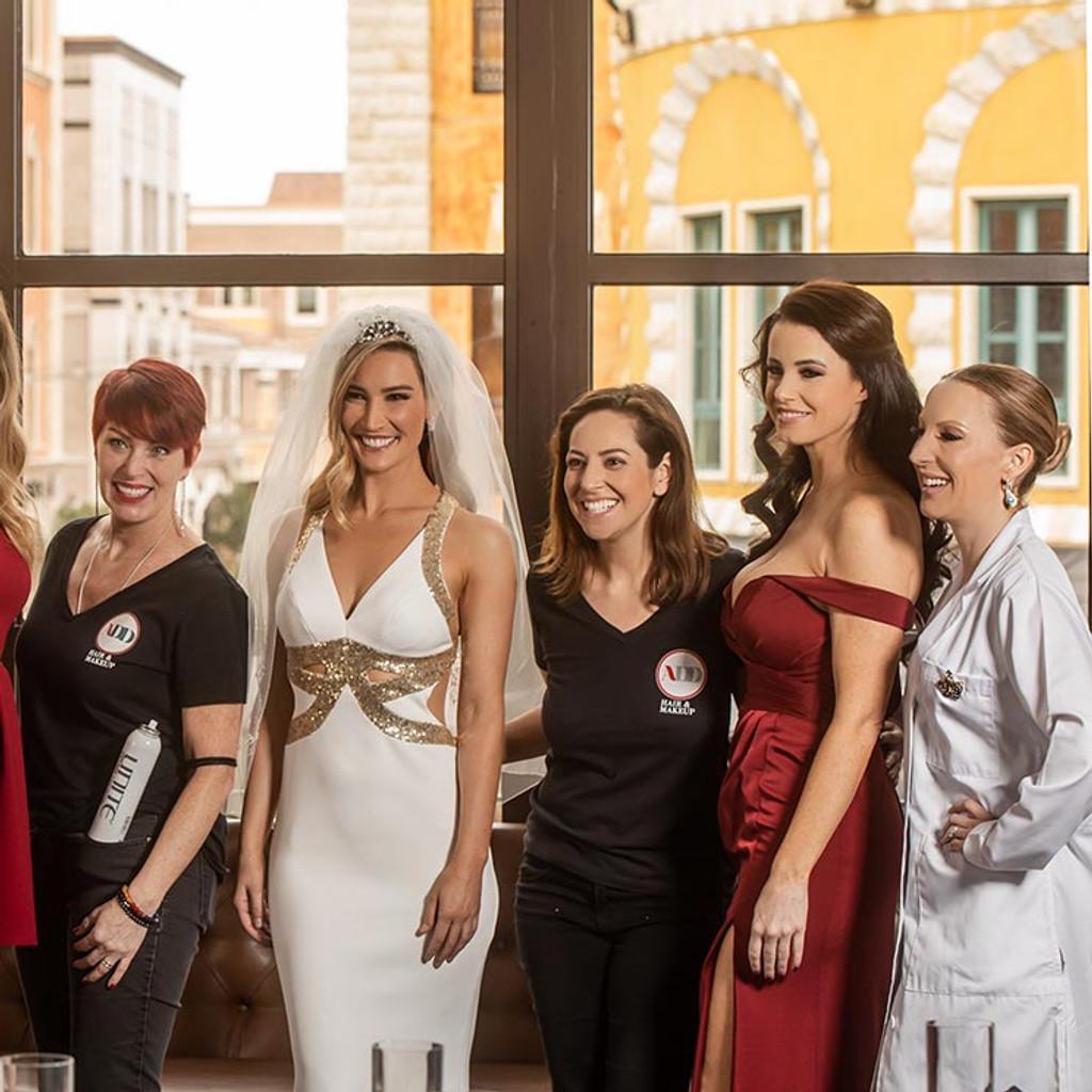 Custom Lipstick Bar Las Vegas - weddings - Dawes Custom Cosmetics