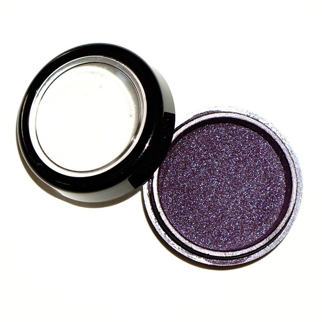 Survivor purple eyeshadow from the Power in Purple Limited Edition Collection Set to benefit the American Cancer Society. Shop cruelty-free, all-natural Dawes Custom Cosmetics and Custom Lipsticks.