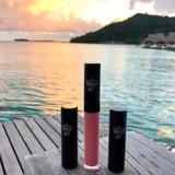 Encore custom pink lip gloss by Dawes Custom Cosmetics Las Vegas