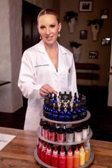 Custom Lipstick Bar by Dawes Custom Cosmetics - Virtual Experience - cruelty-free lipstick. Available Worldwide.