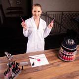 Custom Lipstick Bar by Dawes Custom Cosmetics Las Vegas