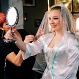 Wedding Makeup and Custom Lipstick Bar Las Vegas - Dawes Custom Cosmetics