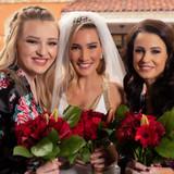 Bridal hair and makeup and custom lipstick Las Vegas - Dawes Custom Cosmetics and ADD hair and makeup.