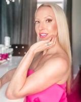 Dawes Cosmetics vegan creme pink lipstick