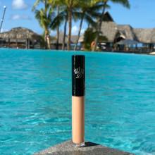 In The Buff nude custom lip gloss all-natural Dawes Custom Cosmetics