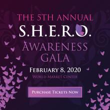 BE A SHERO gala 2019 Dawes Custom Lipstick
