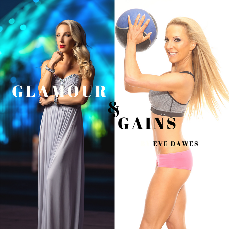 Glamour & Gains Podcast Launches! All of your fitness, beauty and wellness info in 1 place!