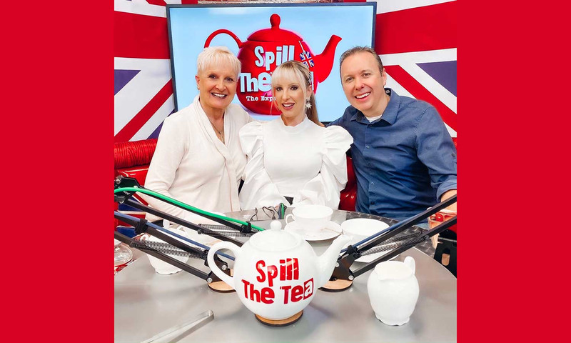 BFF Beauty Fitness and Fashion With Eve Dawes on Spill The Tea Live