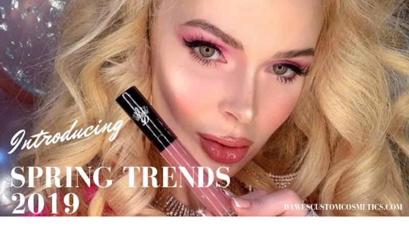 Spring Makeup Trends 2019
