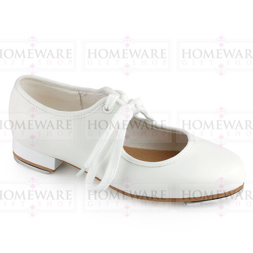 Timestep Girls Tap Dancing Shoes S0330LU White