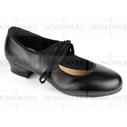 Timestep Girls Ladies Tap Dancing Shoes S0330LU Black