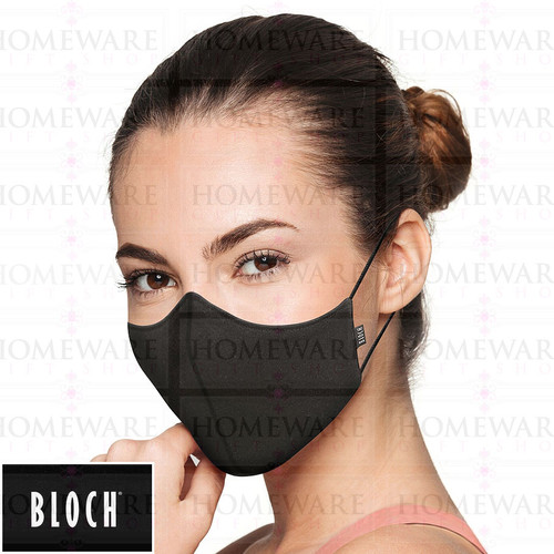 Adult B-Safe Face Mask reusable A001A Black