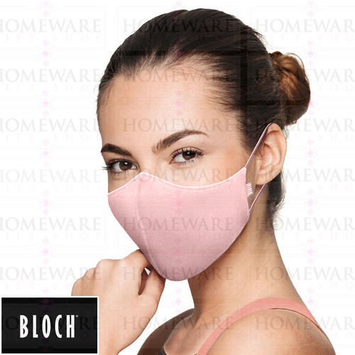 Adult B-Safe Face Mask reusable A001A Pink