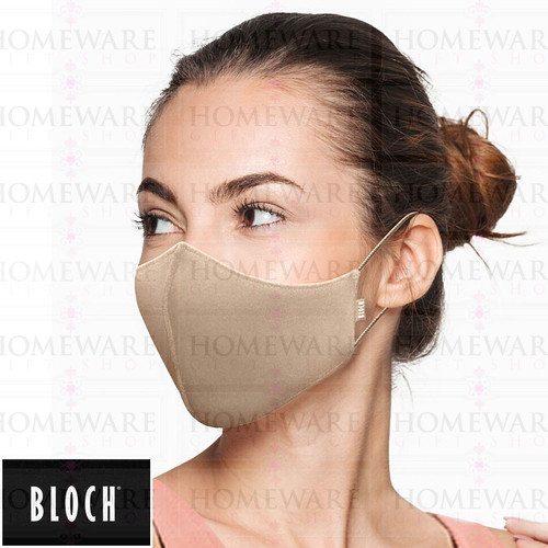 Adult B-Safe Face Mask reusable A001A Sand