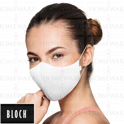 Adult B-Safe Face Mask White reusable A001A