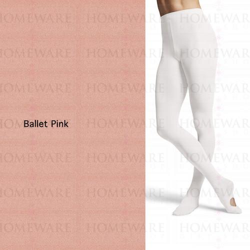 Ladies Ballet Tights Convertible Ballet Pink BLOCH