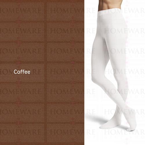 Ladies Ballet Tights Convertible Coffee BLOCH