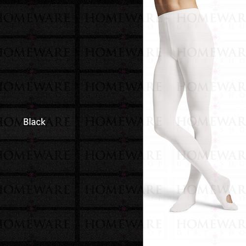 Ladies Ballet Tights Convertible Black BLOCH