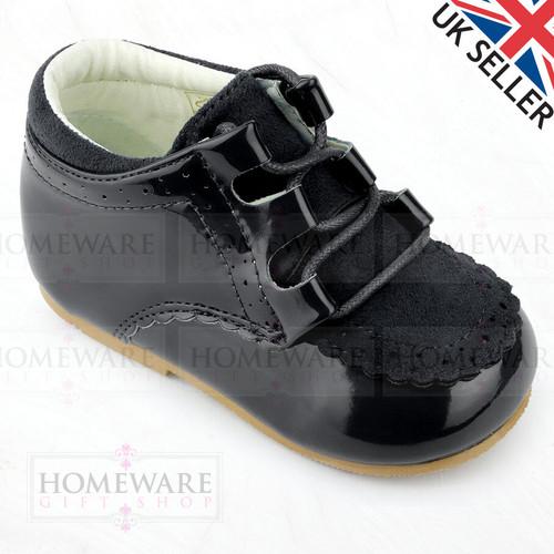 Jacob Spanish Shoe