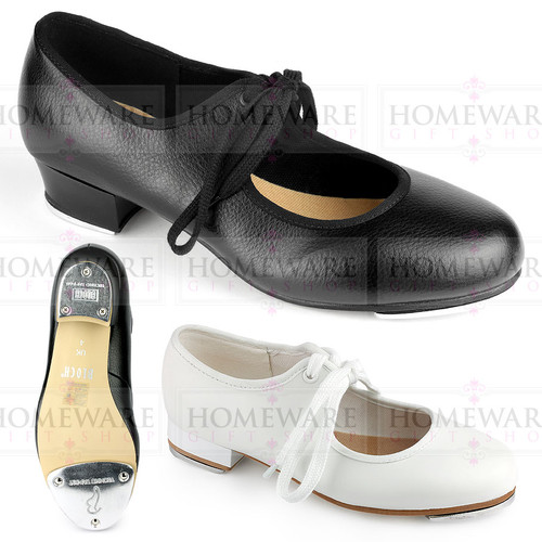 Timestep Tap Shoe Ladies Bloch Tap Jazz Modern Black