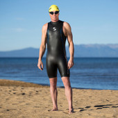 2019 Synergy Men's Endorphin Quick John Triathlon Wetsuit