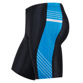 Men's Synergy Swim Jammer - Aqua