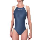 Women's Orca Sprint Tri Swimsuit - Gunmetal/White