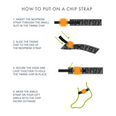 Chip Strap - Pink (2-pack)