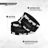 Chip Strap - Black (2-pack)