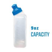 Running Bottle Blue – 9oz