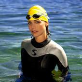 Latex Swim Cap-Multi (5-pack)